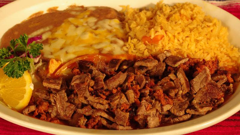 Steak Picado Tacos Steak Picado